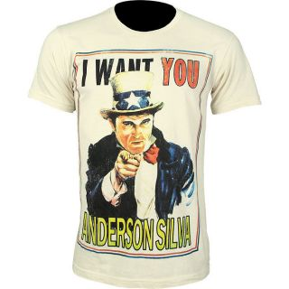 Punch Buddies Chael Sonnen I Want You Anderson Silva T Shirt UFC