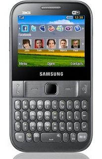 NEW Samsung S5270 Chat 527 UNLOCKED Phone GSM Ship DHL