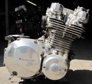 1995 Kawasaki KZ1000P Engine Motor RUNS VIDEO