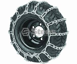 TIRE CHAIN 24X12X12 SNOW MUD LAWN MOWER TRACTOR ATV