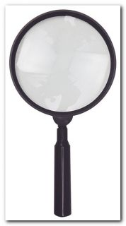 Magnifying Glass 3X Magnifier Extra Large Heavy Duty Reader