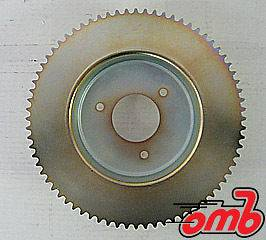 Bonanza Vintage MiniBike Sprocket Go Power #35 72 Tooth