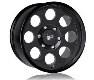 NEW PRO COMP ALLOY 16 x 8 FLAT BLACK 8 HOLE WHEELS 6x5.5   Set of 4