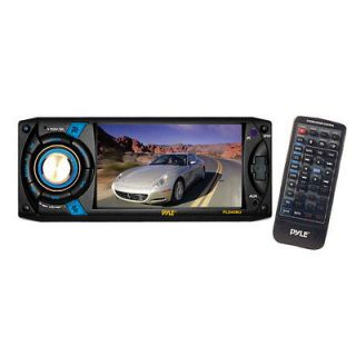 In Dash Touchscreen LCD Monitor Digital Video USB/SD/Aux In Player