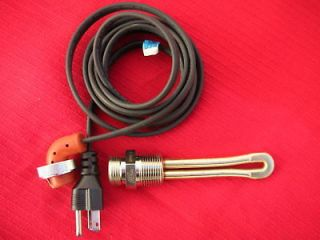 Diesel Powerstroke 1000w Engine Block Heater 1995 2003 DI Powerstroke