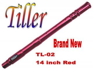 TL 02 Paintball Sniper Barrel 14 Red _ Spyder
