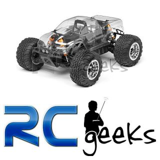 HPI Racing RC Radio Control Savage XS SS Monster Truck Kit 107821