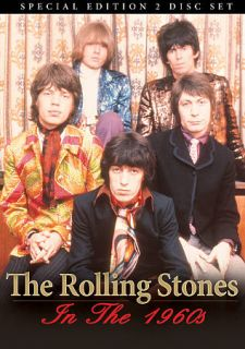 The Rolling Stones in the 1960s DVD, 2009, 2 Disc Set