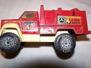 tonka fire truck in Vintage & Antique Toys