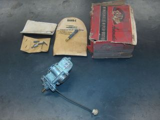 TRUCK MODEL A FORD TRICO VACUUM WINDSHIELD WIPER MOTOR KSB 600 12 DRVR