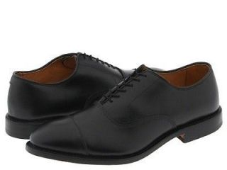 Allen Edmonds Park Avenue #5615 in Black Calf Leather size 10.5D   was