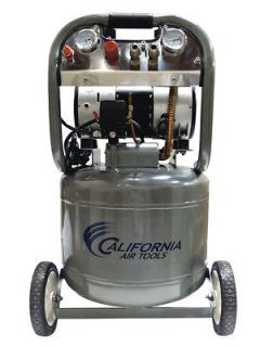 California Air Tools 10020 Dental Lab Ultra Quiet & Oil Free Air