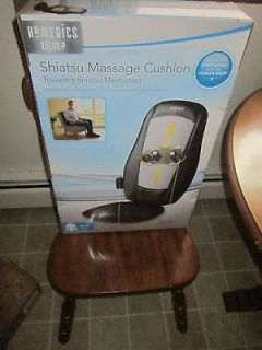 homedics shiatsu massaging cushion in Back