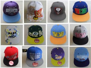 Snapback Hats adjustable Baseball Cap hiphop hat / optional E2