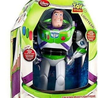NEW  Toy Story 3 Talking Buzz Lightyear Action Figure 12