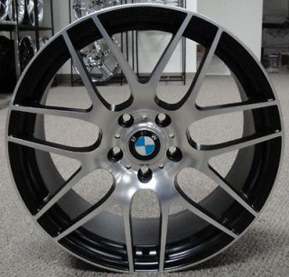 series 325 330 335 M3 wheels rims black fits BMW   Last 2 Sets Left
