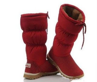 THICK WARM FAUX FUR Down Pefect Quality Womens Winter Snow Boots Free
