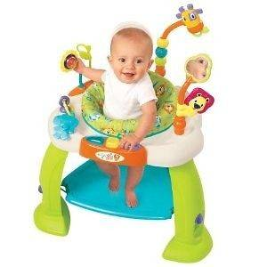 BRIGHT Starts MELODIES & Lights BOUNCE Bounce BABY Jumper EXERCISER
