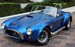 Shelby  Other 40th Anniversary 2004 / 1965 Shelby Cobra 427 CSX 40th