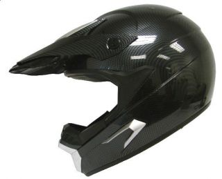 carbon fiber racing helmet in Parts & Accessories