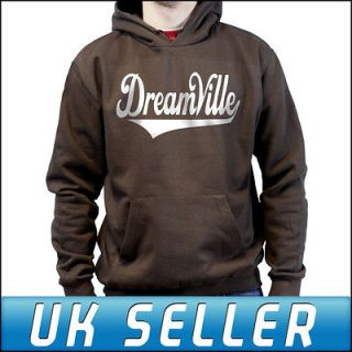 Cole Dreamville Hoodie Hoody Sweater Jumper Top Hood Shirt Mens