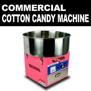 New MTN 2013 Deluxe Commercial Electric Cotton Candy Floss Machine