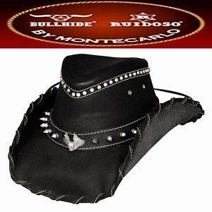 leather cowboy hats in Mens Accessories