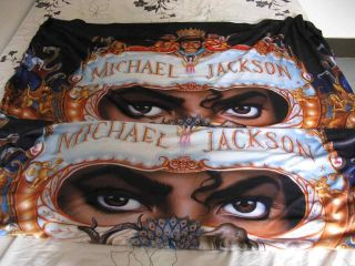 michael jackson MJ Classic Dangerous Single/Twin Bed Quilt Cover Set