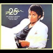 MICHAEL JACKSON   THRILLER   25th ANV.   NEW CD & DVD