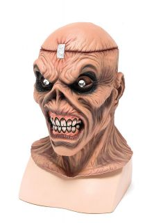 Metal Head Mask Eddie Iron Maiden Mask Fancy Dress