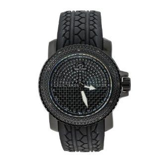 Techno Master Mens Diamond Watch TM2128 A7 Watches