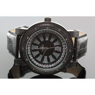 Techno Master Mens Diamond Watch .12ct TM 2141 D Watches