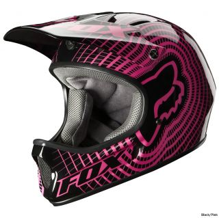 Fox Racing Rampage Helmet 2011