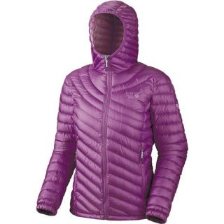 Mountain Hardwear Nitrous Down Hooded Jacket   800 Fill Power (For