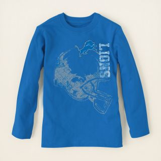 boy   Detroit Lions graphic tee  Childrens Clothing  Kids Clothes