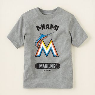 boy   Miami Marlins graphic tee  Childrens Clothing  Kids Clothes