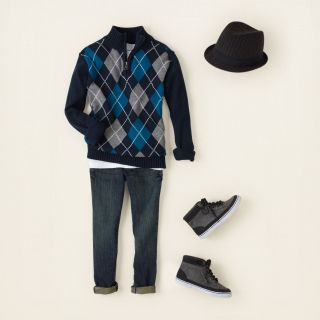 boy   outfits   smile in argyle  Childrens Clothing  Kids Clothes
