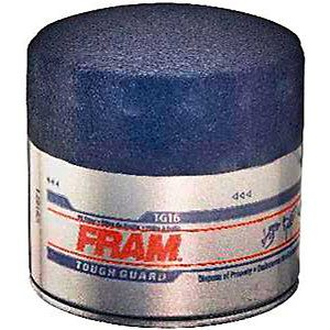 1999 2012 Chevrolet Silverado 1500 Oil Filter   Fram, Fram Tough Guard