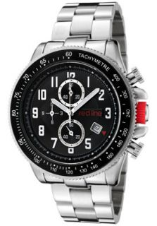 Red Line 50018 11 Watches,Mens Range Chronograph Stainless Steel