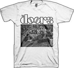 New The Doors Jim Morrison Stage Lightweight X Large T shirt