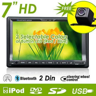 Newly listed C1202Z Eonon 7LCD Double 2 Din In Dash Car Stereo DVD