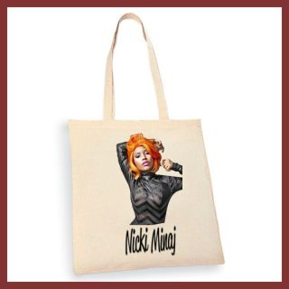 cat suit Nicki Minaj tote bag , hip hop,pop music album tee the charts