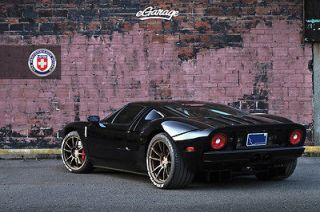 HRE P44SC Conical 19/19 Wheels Ford GT, Shelby, Mustang