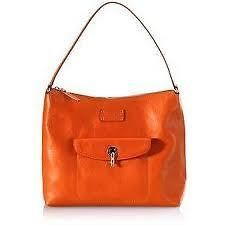 NWT Kate Spade Medium Serena Kent Bag Purse In Amazing Burnt Orange