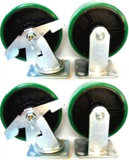heavy duty casters in Casters & Wheels