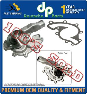 Land Rover Discovery water pump in Water Pumps