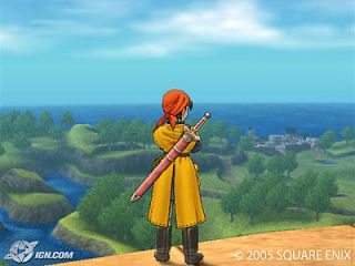 Dragon Quest VIII Journey of the Cursed King Sony PlayStation 2, 2005