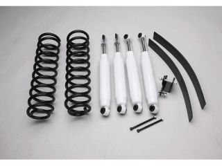 jeep comanche lift kits