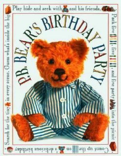 Bears Birthday Party by Lee Davis 1994, Paperback