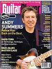 Guitar Player Magazine (June 2007) The Police   Andy Summers / Mike